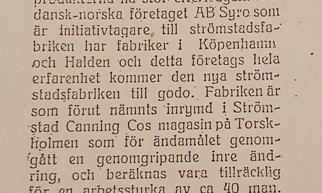 Strömstad Tidning – 1946 – 12 januari