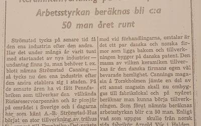 Strömstad Tidning – 1945 – 27 November